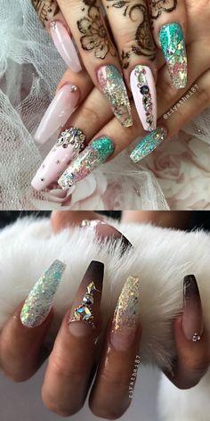 2256 Mejores Imágenes De Uñas Decoradas En 2019 Acrylic Nail