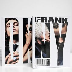 Get Your Copy Of Special Edition: DKNY x FRANKNow! - NEWS - FRANK151