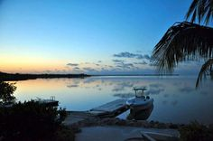 Early morning, Florida Keys.  This is what I want to wake to everyday.