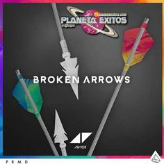 Avicii – Broken Arrows (Remixes EP) 320 Kbps