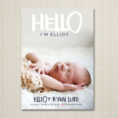 84 best unique birth announcements images in 2018 newborn
