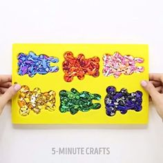 """Some everyday crafts! ✅ Try to comment """"CRAYON"""" letter by letter! 😊 - Credit : 5-Minute Crafts @5.min.crafts"""