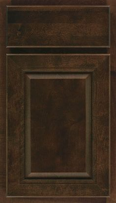 Saybrooke Cabinet Door Style - Affordable Cabinetry Products - Aristokraft.com Umber (Kitchen)