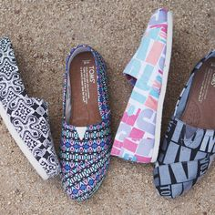 The many shades of TOMS Classics