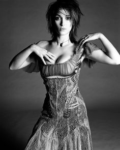 ☆ Winona Ryder | Photography by Michael Thompson | For W Magazine | June 2002 ☆ #Winona_Ryder