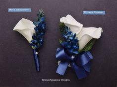Terrific Snap Shots Calla Lily boutonniere Tips Calla lilies are definitely the essential bride's bouquet flower. The actual incandescent bulbs of Calla Lily Boutonniere, Prom Corsage And Boutonniere, White Boutonniere, Calla Lily Bouquet, Corsage Wedding, Wedding Bouquets, Wedding Dresses, Calla Lilies, Wedding Cakes