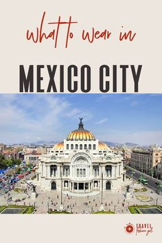 The capital city of Mexico is a bustling place, filled with more people than any other city in North America. It's a hotspot of fabulous museums, architecture, and oh wow—the food! Read on to discover our tips on what to wear for a trip to Mexico City! #TravelFashionGirl #TravelFashion #PackingTips #whatowear #mexicocitytravel #mexicocity #packinglist Packing List For Travel, Packing Lists, What To Pack, Mexico Travel, Capital City, Mexico City, Travel Style, Museums, North America