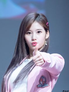 """Sana-Twice 180428 """"What is Love?"""" Fansign Event"""
