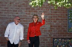 'Home for good': Gabrielle Giffords and husband move back to Tucson - U.S. News