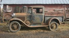 Restore Or Rod? 1931 Ford Model A Pickup  #Ford, #Projects - https://barnfinds.com/restore-rod-1931-ford-model-pickup/