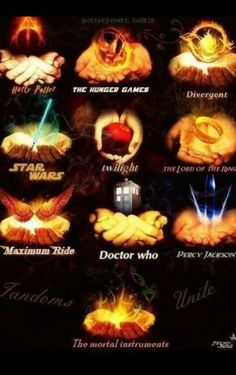 THEY INCLUDED MAXIMUM RIDE. I am in most of these fandoms.
