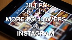 Recommended: 30 Tips to get more followers on Instagram! http://blog.archie.co/30-tips-to-get-more-followers-on-instagram/…