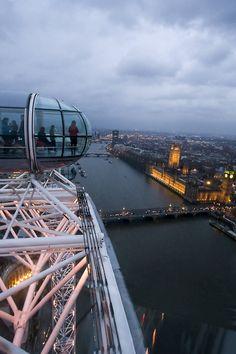 London Eye - London, UK  (von Greg Gladman)