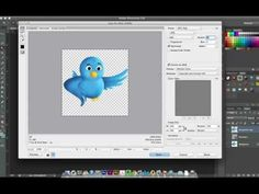 How to remove a white background or make it transparent in photoshop - YouTube