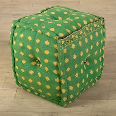 $165 Habib Pouf now featured on Fab.