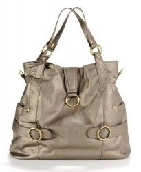 timi : leslie Hannah Diaper Bag, Pewter and purse.....
