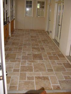natural stone flooring kitchen   kitchen reno   pinterest