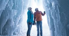 The Ice Castles are coming to Lincoln. Here are 5 tips for enjoying this winter attraction when you visit New Hampshire and stay at Thayers Inn…
