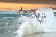 Piran, Slovenia#Repin By:Pinterest++ for iPad#