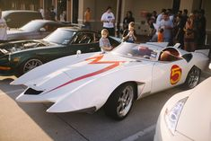 The Mach Five!  Go Speed Racer!