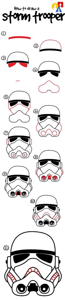 Storm trooper tutorial                                                       …