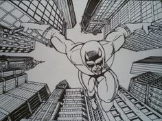 Daredevil The Man Without Fear !