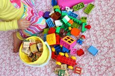 Lego and other blocks