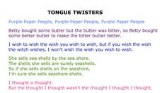 Halloween Tongue Twisters - Yahoo Image Search Results