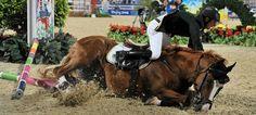 Actualité conseil cheval & équitation : De plus en plus d'accidents graves dans l'équitation