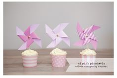 Pinwheels by Paper Planes on hellopretty.co.za