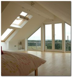 attic bedroom design ideas design ideas for loft conversions attic rooms amp loft conversion best decoration - Home Decor Attic Loft, Loft Room, Attic Rooms, Bedroom Loft, Master Bedroom, Attic Bathroom, Attic Library, Attic House, Attic Playroom