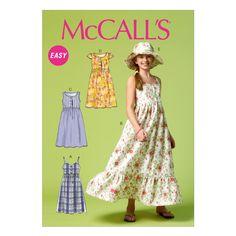 Girls'/Girls' Plus Dresses and Hat-7-8-10-12-14, , hi-res