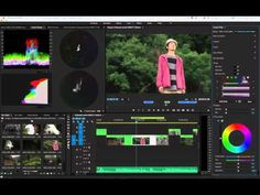 Coming to CC Video & Audio: New Lumetri Color Features in Premiere Pro | Adobe Creative Cloud - YouTube