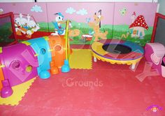 Baby Park, Soft Play, Playground, Children Playground, Outdoor Playground