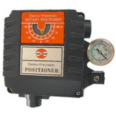 4-20mA EP Positioner. Torque Control Positioners are available in Aluminium and SS316 Stainless Steel housing. Our positioners are available in IP66 or Explosion Proof enclosures and come with optional Dome Indicator. They are available in both Double Acting and Single Acting Type.