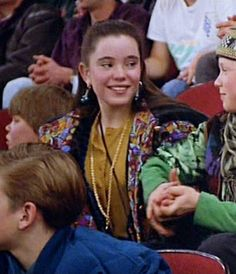 Marguerite Moreau in The Mighty Ducks, 1992