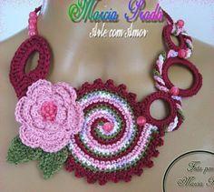 Jewelry - 3Tatayna- embroidery, knitting - Picasa Web Albums