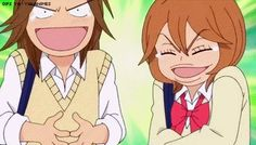 Day 10: Character(s) You Could Be Best Friends With - Kimi ni todoke's Yano-chin and Chizu-chan. I love these two! I feel like if they were real and we went to the same school, I would have been their friends immediately. Their humor matches mine way too much!