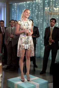 21 Gossip Girl Style Moments We'll NEVER Forget | http://www.hercampus.com/style/21-gossip-girl-style-moments-well-never-forget | Serena van der Woodsen