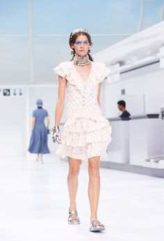 Ready-to-wear - Spring-Summer 2016 - Look 71 - CHANEL