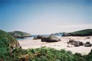 Playa de Borizu. Asturias.  Spain.