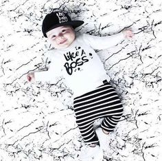 Vind meer kleding sets informatie over Nieuwe 2016 herfst pasgeboren baby boy…
