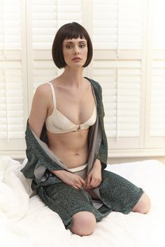 Let's go back to the 1920s. Rose Fulbright's non-wired soft bra is the perfect Christmas gift for a loved one (or yourself!). Rose Fulbright create luxury lingerie and loungewear in Britain with ethical materials. Simply gorgeous.