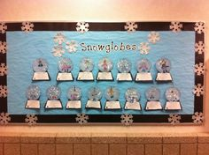 Winter Wonderland Bulletin Board Ideas | Posted by Katie at 2:59 PM No comments: