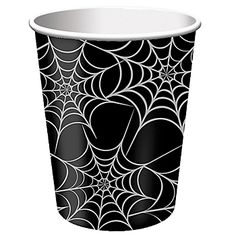 Halloween Party Halloween Party Paper Cups x 8