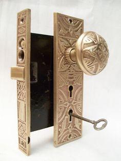 fancy door hardware