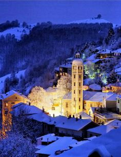 Klisoura Kastorias, Greece (by Kastoras74)