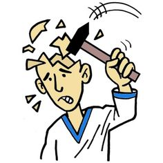 German Expression for the Phrase: to rack one's brain = sich den Kopf zerbrechen (Meaning: to think really hard to solve a problem)