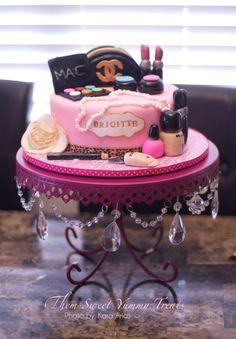 M.A.C. Cake, Make Up Cake