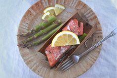Classic Lemon Salmon